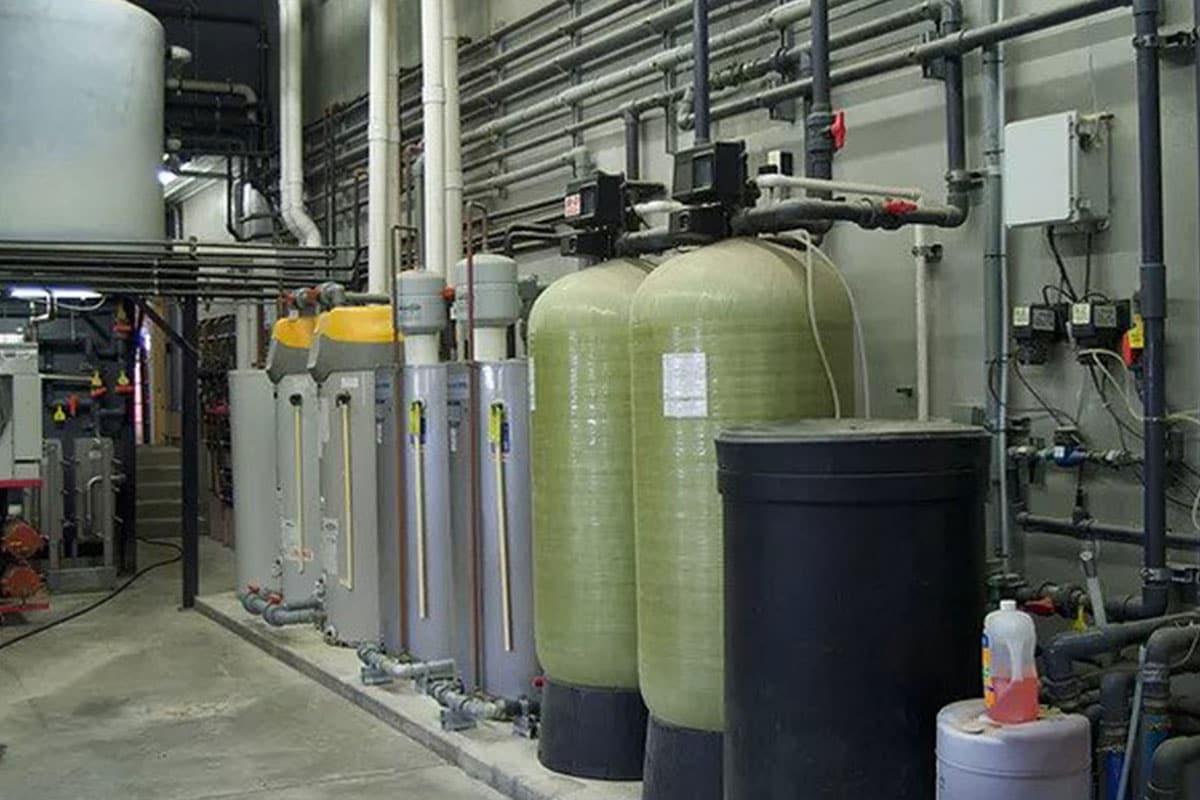 In Floor Boilers