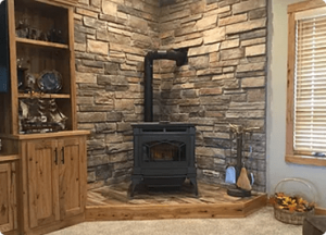 Fire Place Picture